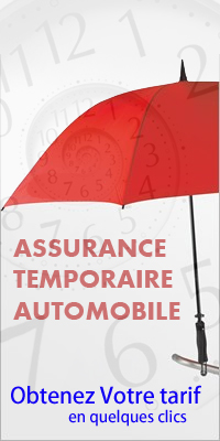 Assurance  temporaire automobile